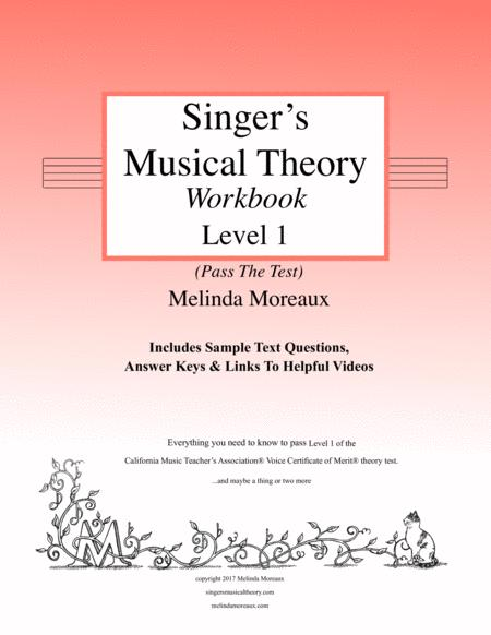 Singer's Music Theory, Level 1