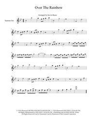 Download Somewhere Over The Rainbow (Original Key) - Soprano