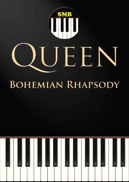 Bohemian Rhapsody (Piano)