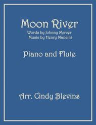 Moon River, arranged for Piano and Flute