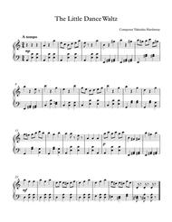 The Little Dance Waltz No.1