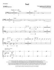 Noel - Percussion