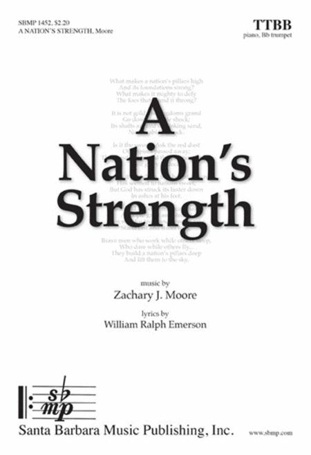 A Nation's Strength