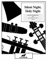 Silent Night, Holy Night - Bass-clef Instrument Duet