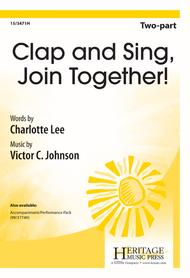 Clap and Sing, Join Together!