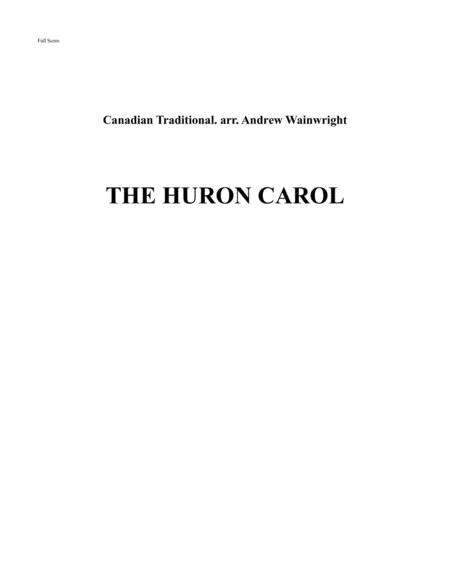 The Huron Carol