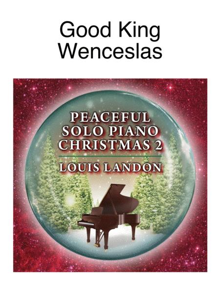Good King Wenceslas - Traditional Christmas - Louis Landon - Solo Piano