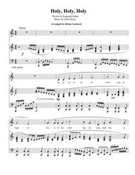Advanced Hymn Accompaniments for Piano