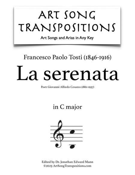 La Serenata (C major)