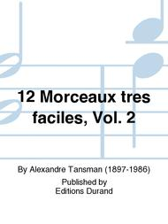 12 Morceaux Tres Faciles N 2 Guitare