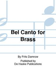 Bel Canto for Brass