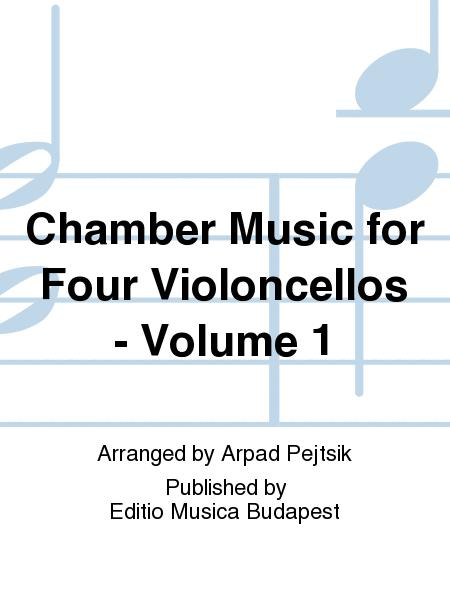 Chamber Music for/ Kammermusik fur Violoncelli 1