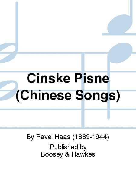 Cinske Pisne (Chinese Songs)
