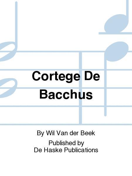 Cortege De Bacchus