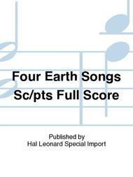 Four Earth Songs