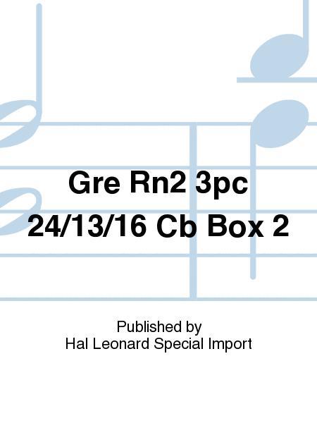 Gre Rn2 3pc 24/13/16 Cb Box 2