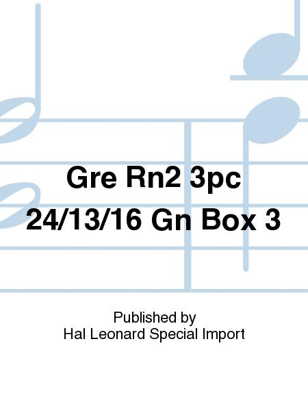 Gre Rn2 3pc 24/13/16 Gn Box 3