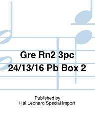 Gre Rn2 3pc 24/13/16 Pb Box 2