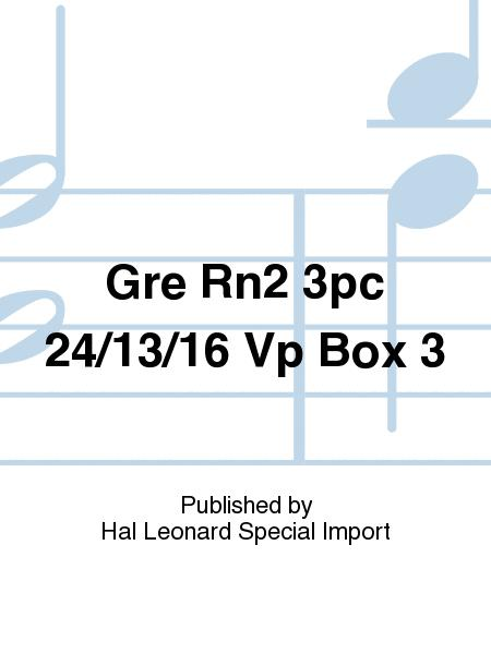 Gre Rn2 3pc 24/13/16 Vp Box 3