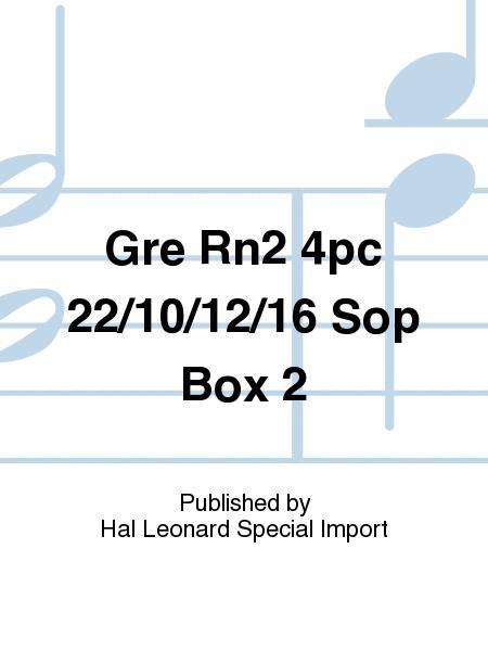Gre Rn2 4pc 22/10/12/16 Sop Box 2