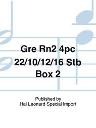 Gre Rn2 4pc 22/10/12/16 Stb Box 2