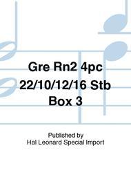 Gre Rn2 4pc 22/10/12/16 Stb Box 3