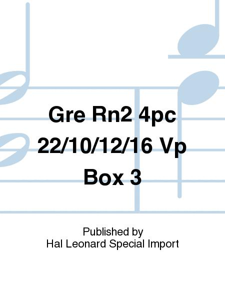 Gre Rn2 4pc 22/10/12/16 Vp Box 3