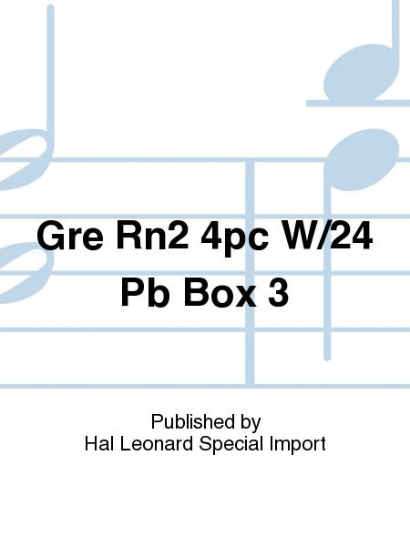 Gre Rn2 4pc W/24 Pb Box 3