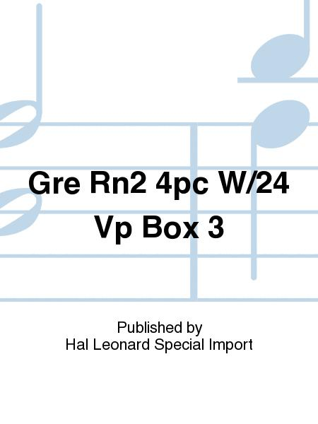 Gre Rn2 4pc W/24 Vp Box 3