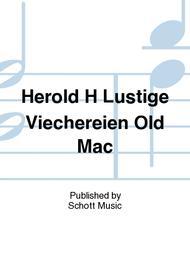 Herold H Lustige Viechereien Old Mac