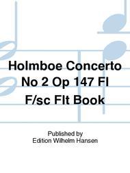 Concerto No 2 Op 147 Fl F/Sc