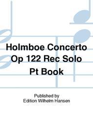 Concerto Op 122 Rec Solo Pt