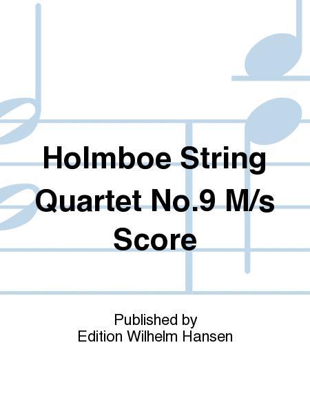 String Quartet No.9 Op.92