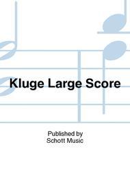 Kluge Large Score