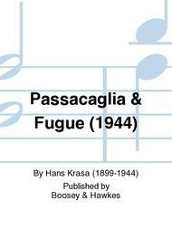 Passacaglia & Fugue (1944)