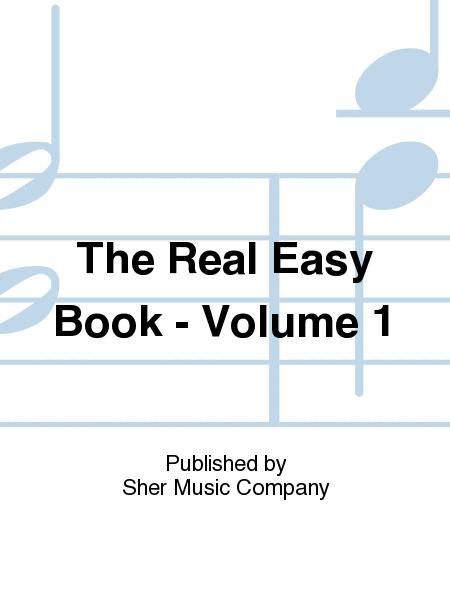 The Real Easy Book - Volume 1 (Eb Edition)