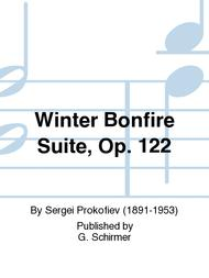 Winter Bonfire Suite, Op. 122