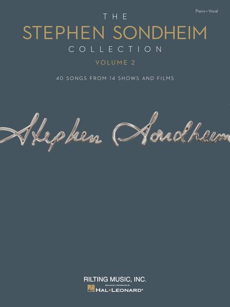 The Stephen Sondheim Collection - Volume 2