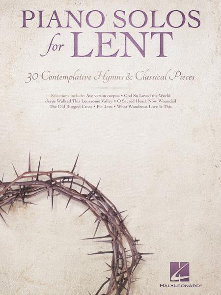 Piano Solos for Lent