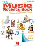 Disney Music Activity Book