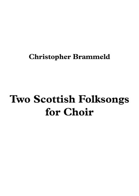 Two Scottish Folksongs