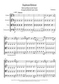 Daydream Believer (String Quartet)