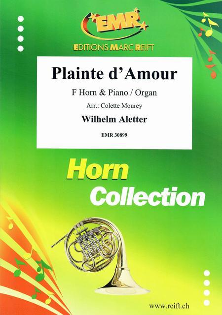 Plainte d'Amour