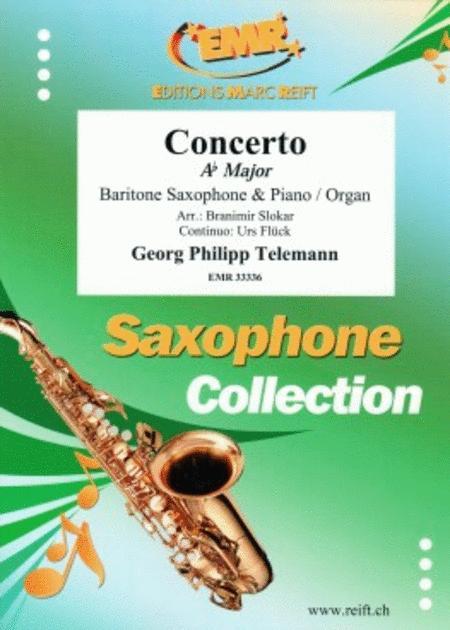 Concerto Ab Major