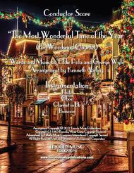 The Most Wonderful Time of the Year (for Woodwind Quartet)