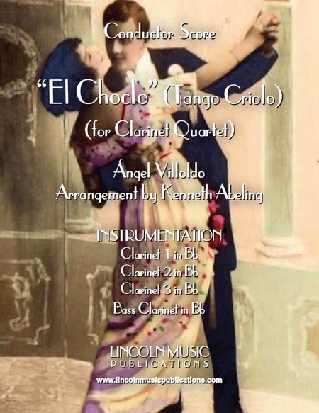 El Choclo (Tango) (for Clarinet Quartet)