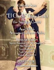 El Choclo (Tango) (for Saxophone Quintet SATTB or AATTB)