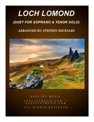 Loch Lomond (Duet for Soprano and Tenor Solo)