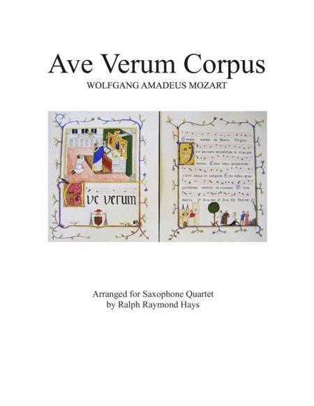 Ave Verum Corpus, KV 618 (1791)