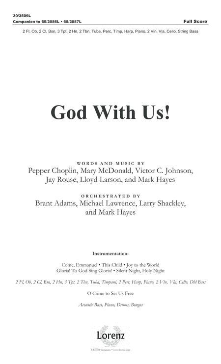God With Us! - Full Score